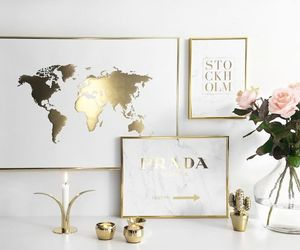 decor and gold image