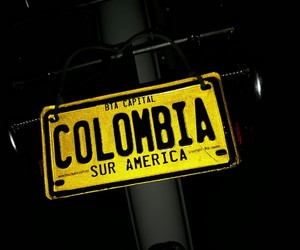 bogota, colombia, and love image