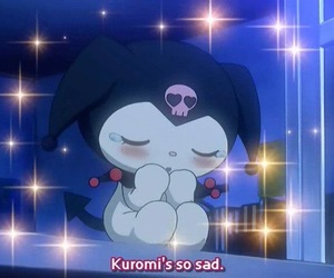 kuromi and cute image