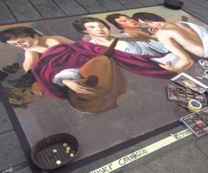 art, caravaggio, and street image