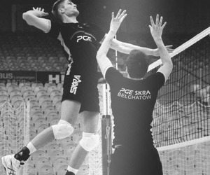 volleyball, Poland, and skra bełchatów image
