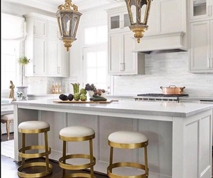 decor, home decor, and kitchen image