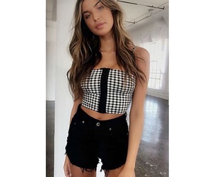 model, outfit, and instagram model image
