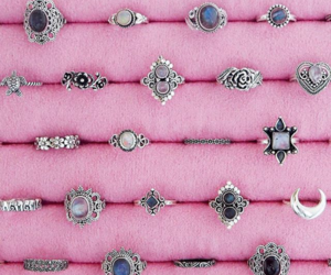 accessoires, bague, and ring image