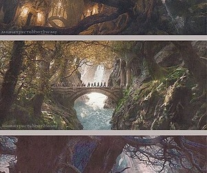 books and the hobbit image
