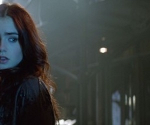 lily collins and clary fray image