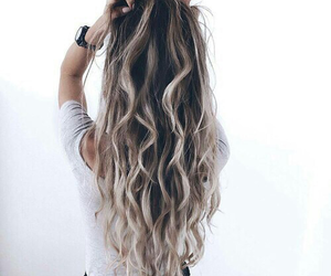 hair, tumblr, and beauty image