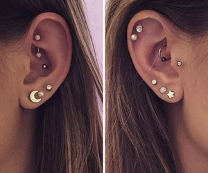 piercing and style image