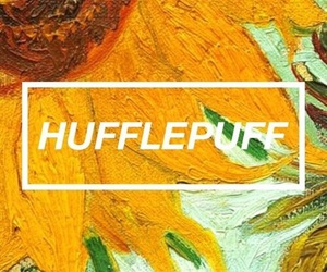 harry potter, book, and hufflepuff image