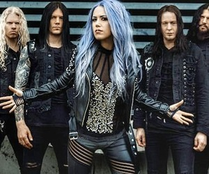 band, music, and arch enemy image