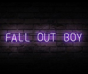 band, black, and fall out boy image