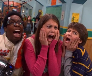 ned, cookie, and nickelodeon image