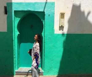 green and morocco image