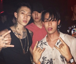 jay park and sik-k image