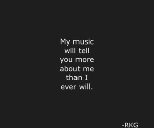 music, quotes, and broken image