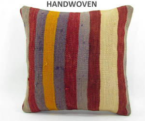 etsy, throw cushion, and kilim pillow cover image
