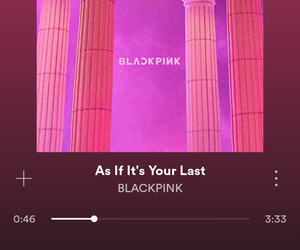 music, litty, and blackpink image