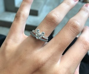 goals, ring, and engaged image
