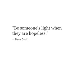 quote, hopeless, and light image
