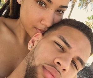 couple, natural, and baddie image