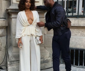 african american, Relationship, and wife image
