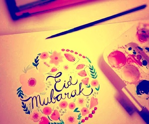eid, happiness, and peace image