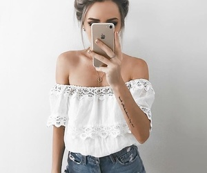 clothes, denim, and emilyrosehannon image