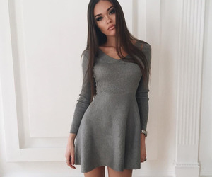 girl, dress, and clothes image