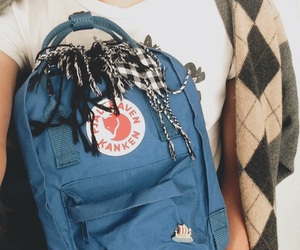 aesthetic, backpack, and bag image