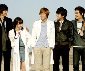 Boys Over Flowers, lee min ho, and kim hyun joong image