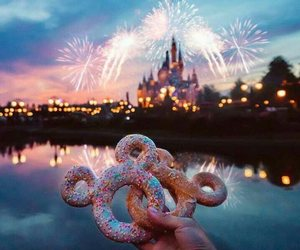 food, disney, and disneyland image