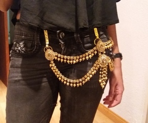 accessorize, saari belt, and my bling image