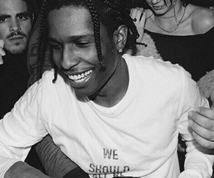 asap rocky, celebrities, and kendall jenner image