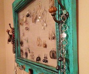 diy, picture frames, and recycle image
