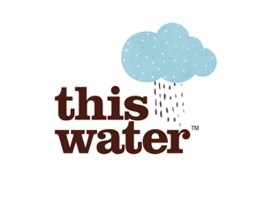 logo design, packaging, and water image