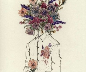 creative, embroidery, and man image