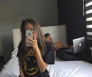 couple, girl, and tumblr image