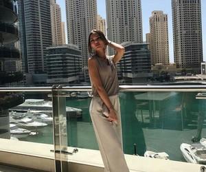 clothes, Dubai, and girl image