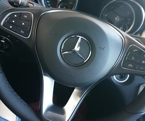 auto, benz, and mercedes image