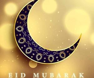 eid mubarak, Ramadan, and eid ul fitr image