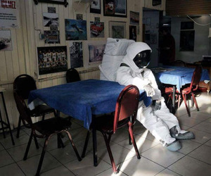 space and astronout image