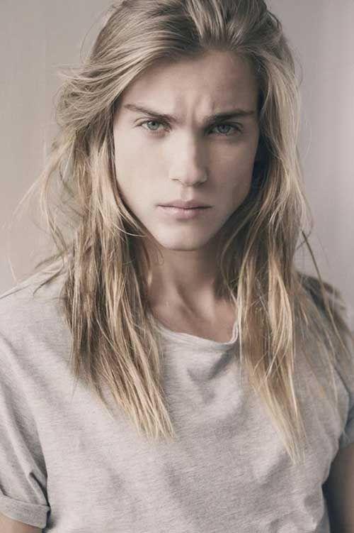 Excellent Men Blonde Long Hair Shared By Ivana Vasic On We Heart It Schematic Wiring Diagrams Amerangerunnerswayorg