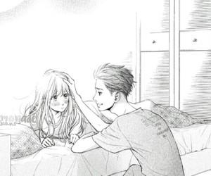 couple, miiko, and manga shojo image