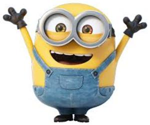 minions, contento, and oleeee image
