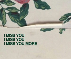 quotes, i miss you, and indie image