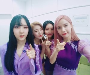 kpop, wheein, and solar image