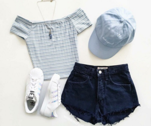 adidas, baseball cap, and clothes image