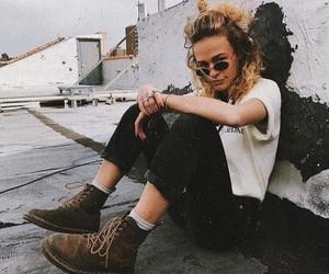 fashion, vintage, and grunge image