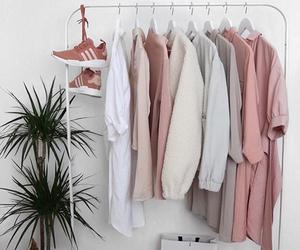 closet, clothing, and minimal image