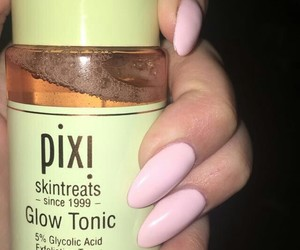 toner, pixi, and self care image